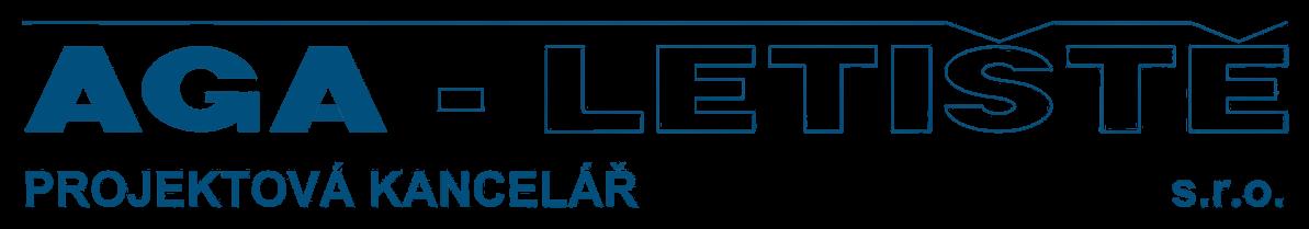 AGA – Letiště Logo